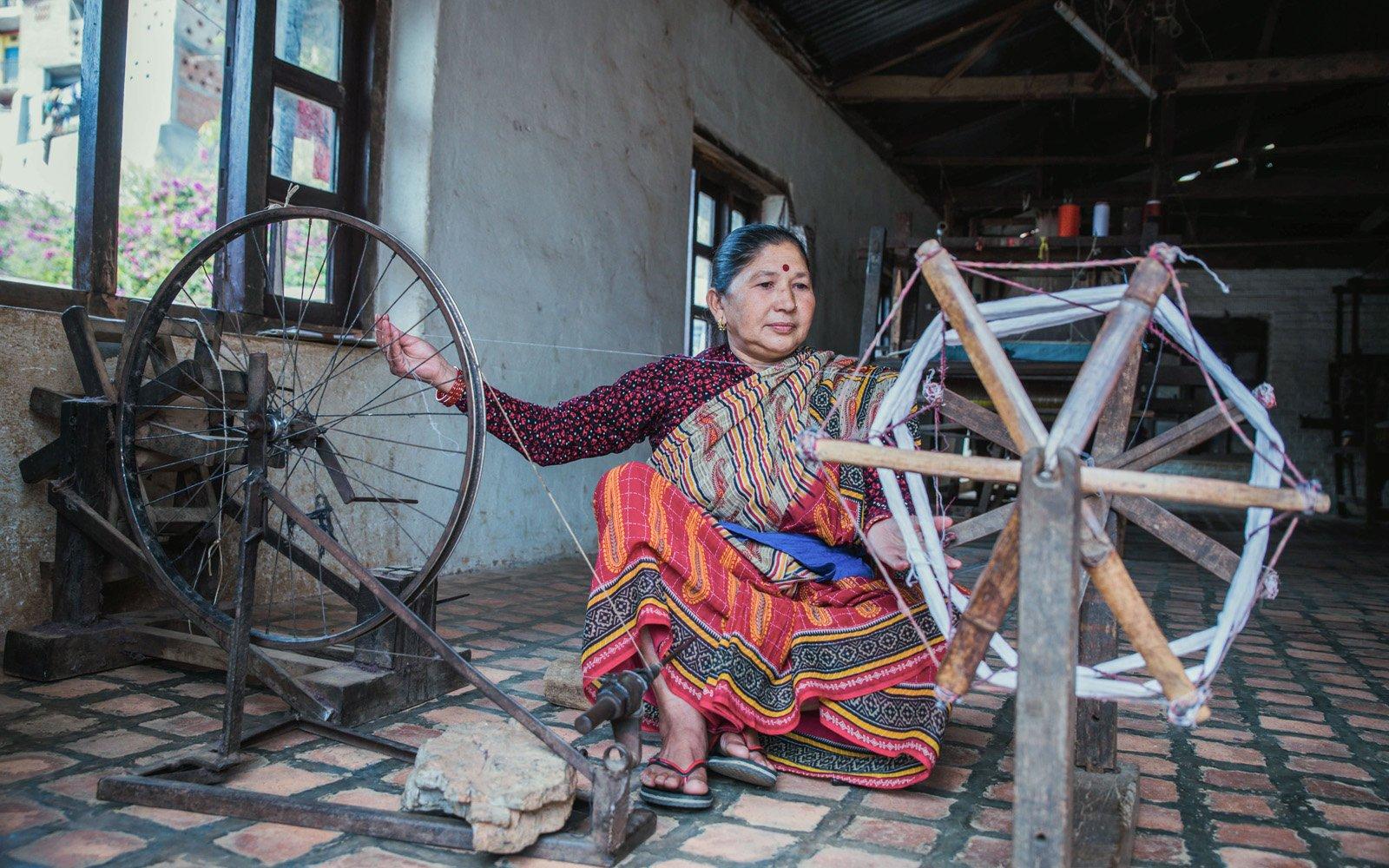 Est West Collective | Nepal Fair Wage Brand