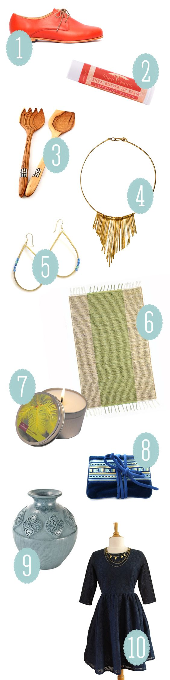 FairTradeTuesday Gift Guide