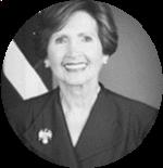 Connie Morella  Former Congresswoman MD-08; Permanent Representative Organization for Economic Co-operation and Development