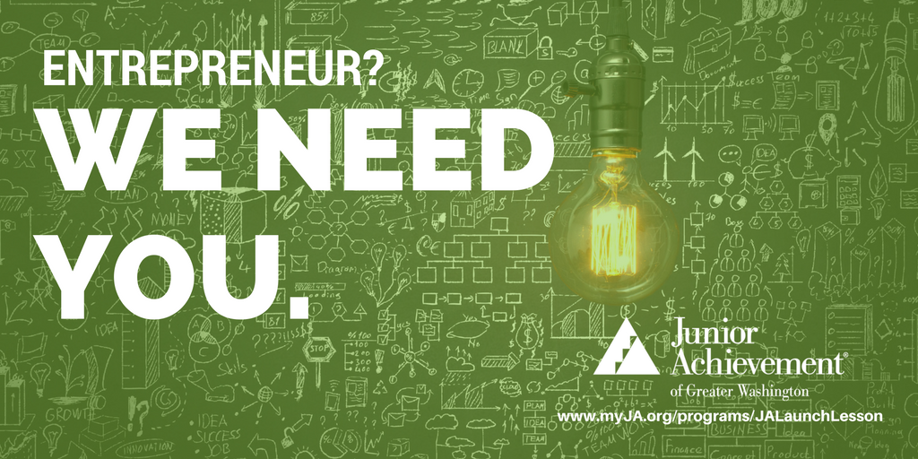 This Nov., #JA needs you to inspire a new generation of #entrepreneurs. #jalaunchlesson vimeo.com/182920244