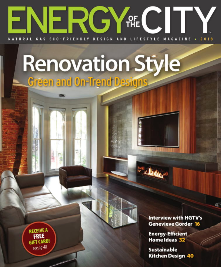 Click the image to view Washington Gas' 2018  Energy of the City  publication.