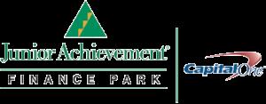 Transparent JA Finance Park logo.png