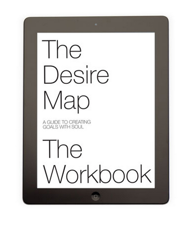 The Desire Map Workbook - Digital