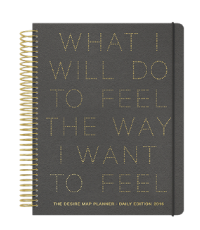Desire Map Daily Planner