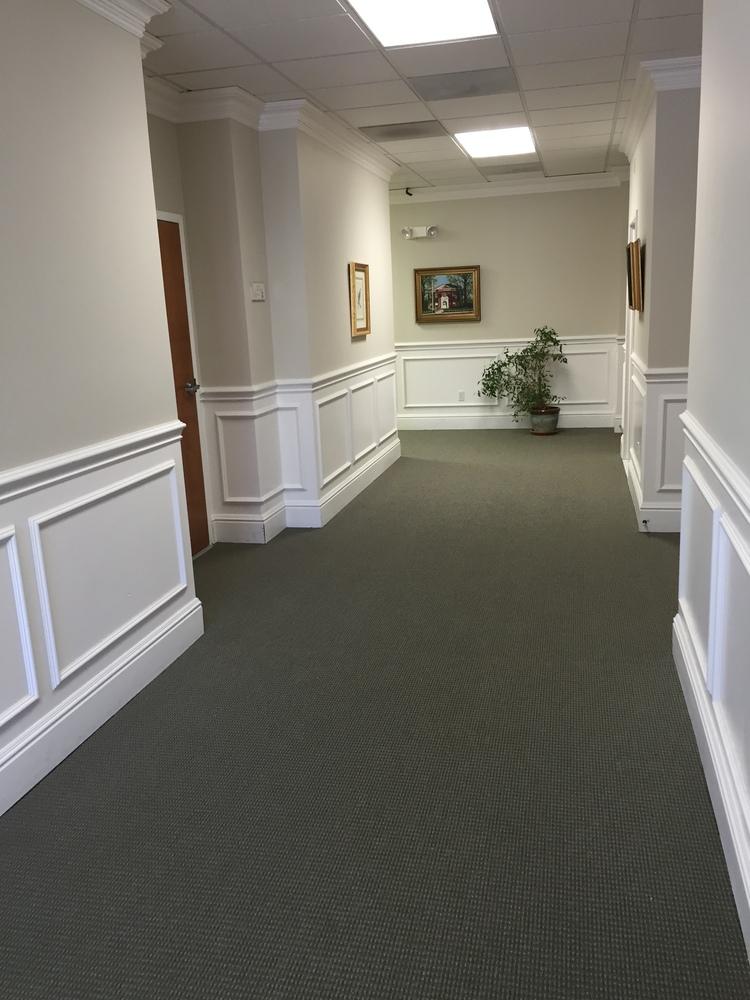 Common Space Hallway