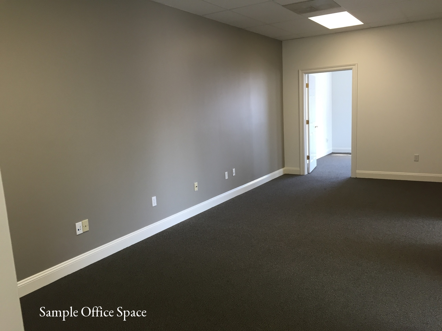 Sample Office Space
