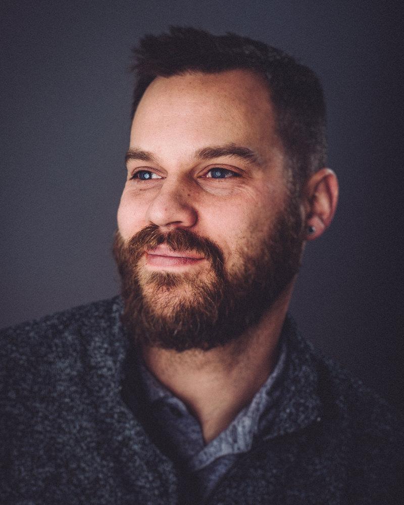 Adam Pulzetti, owner and photographer