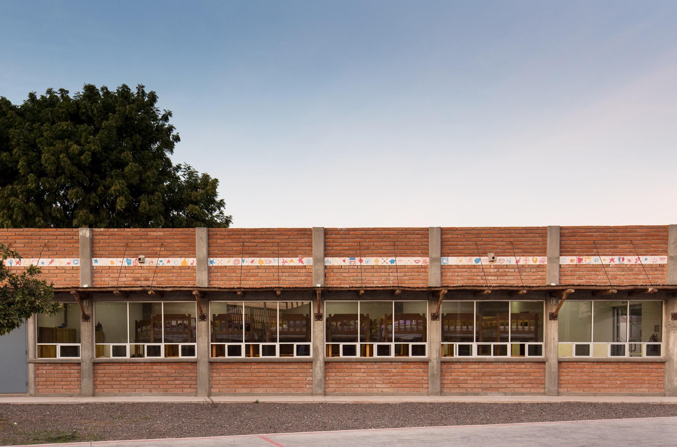 Mención Honorífica categoría Educación en la XV Bienal Nacional e Internacional de Arquitectura Mexicana 2018 -