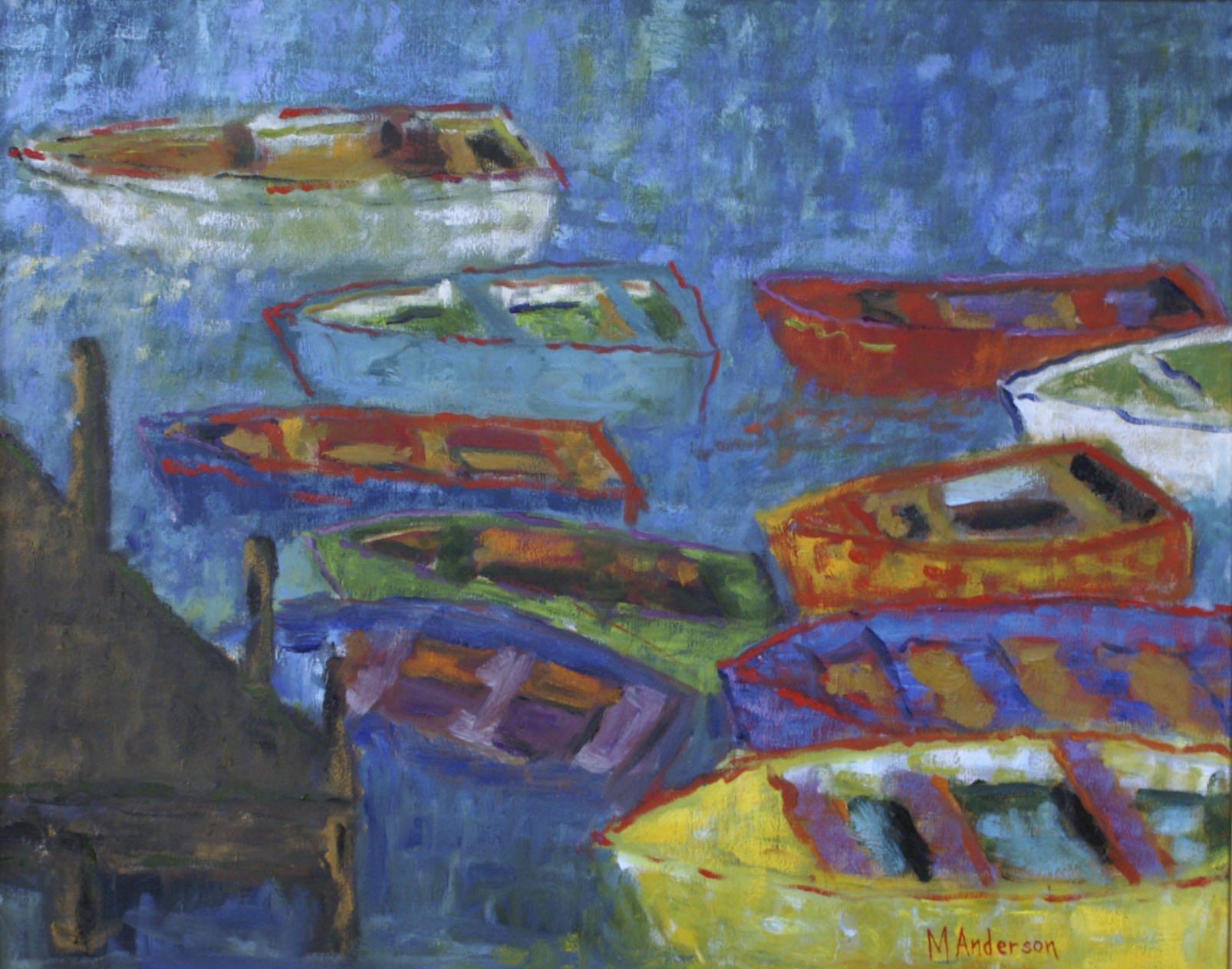 Fishing Dock - Sold