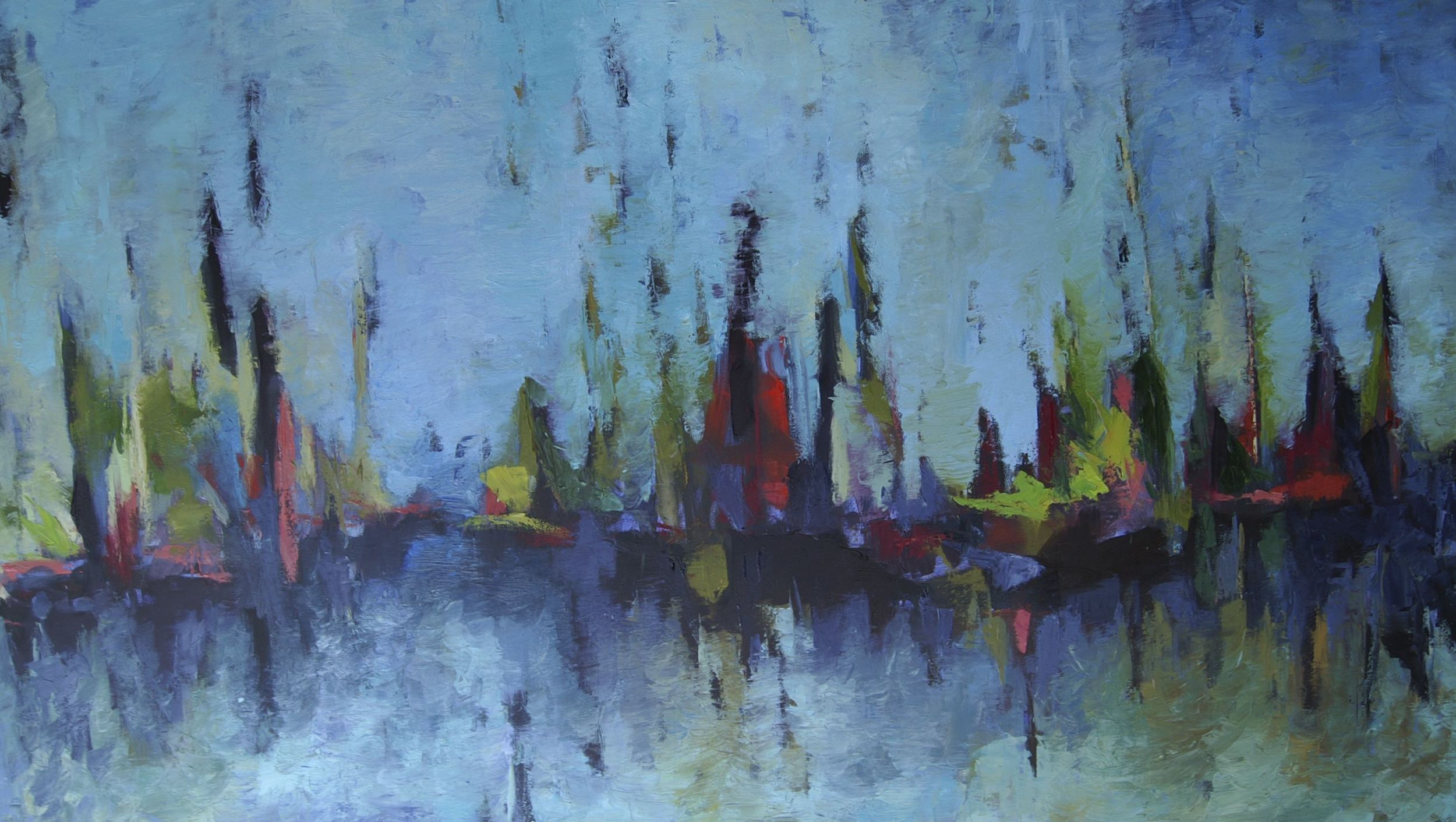 Congaree (36x60 Canvas) - Sold