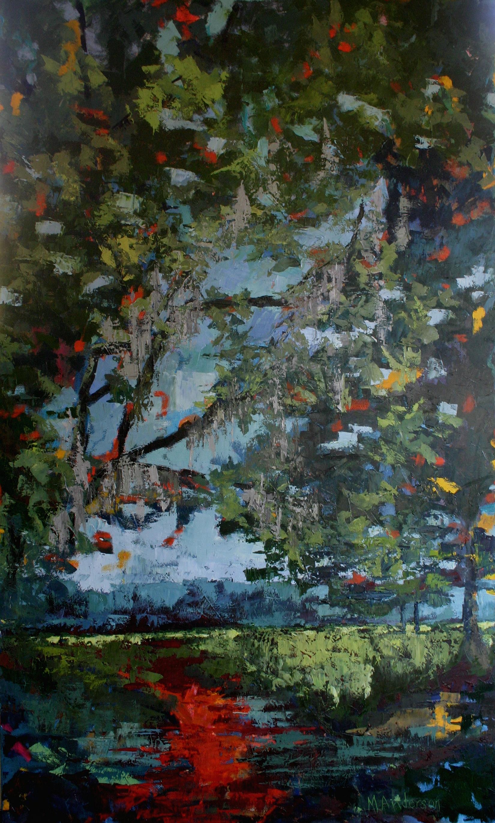Hilton Head Sea Pines (36x60 Canvas) - Sold