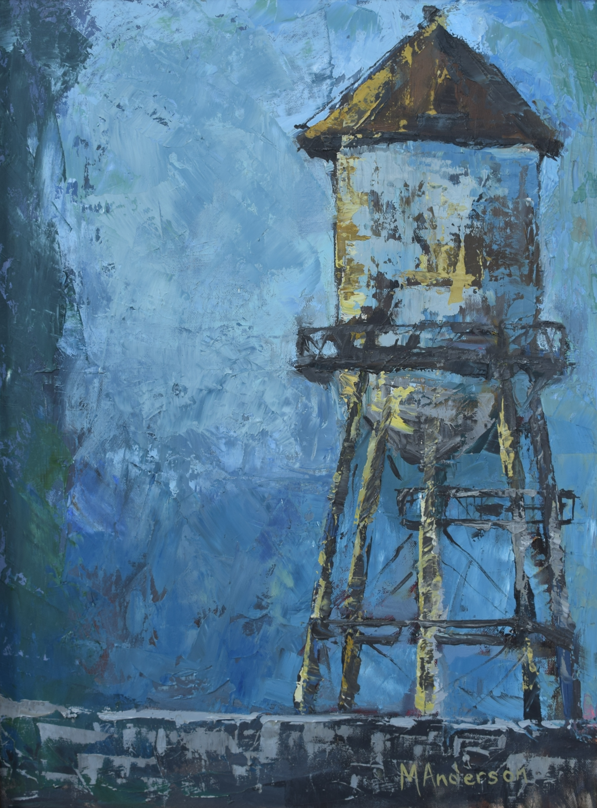 Water Tower - Sold