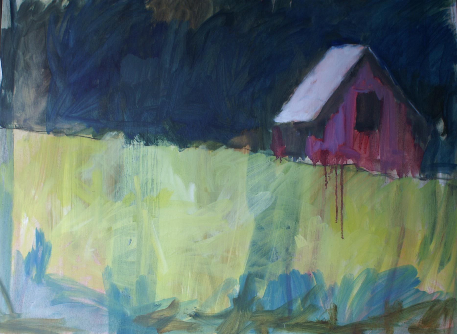 Moonlight Barn - Sold