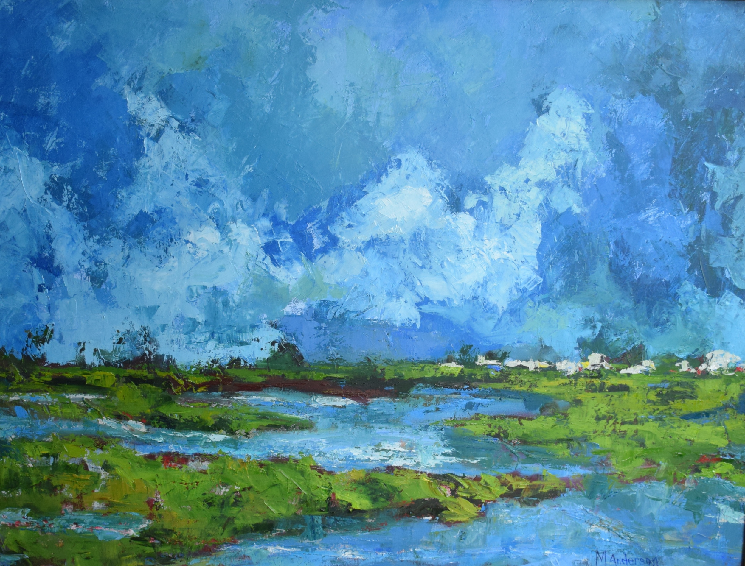 Pawley's (30x40 Canvas) - Sold