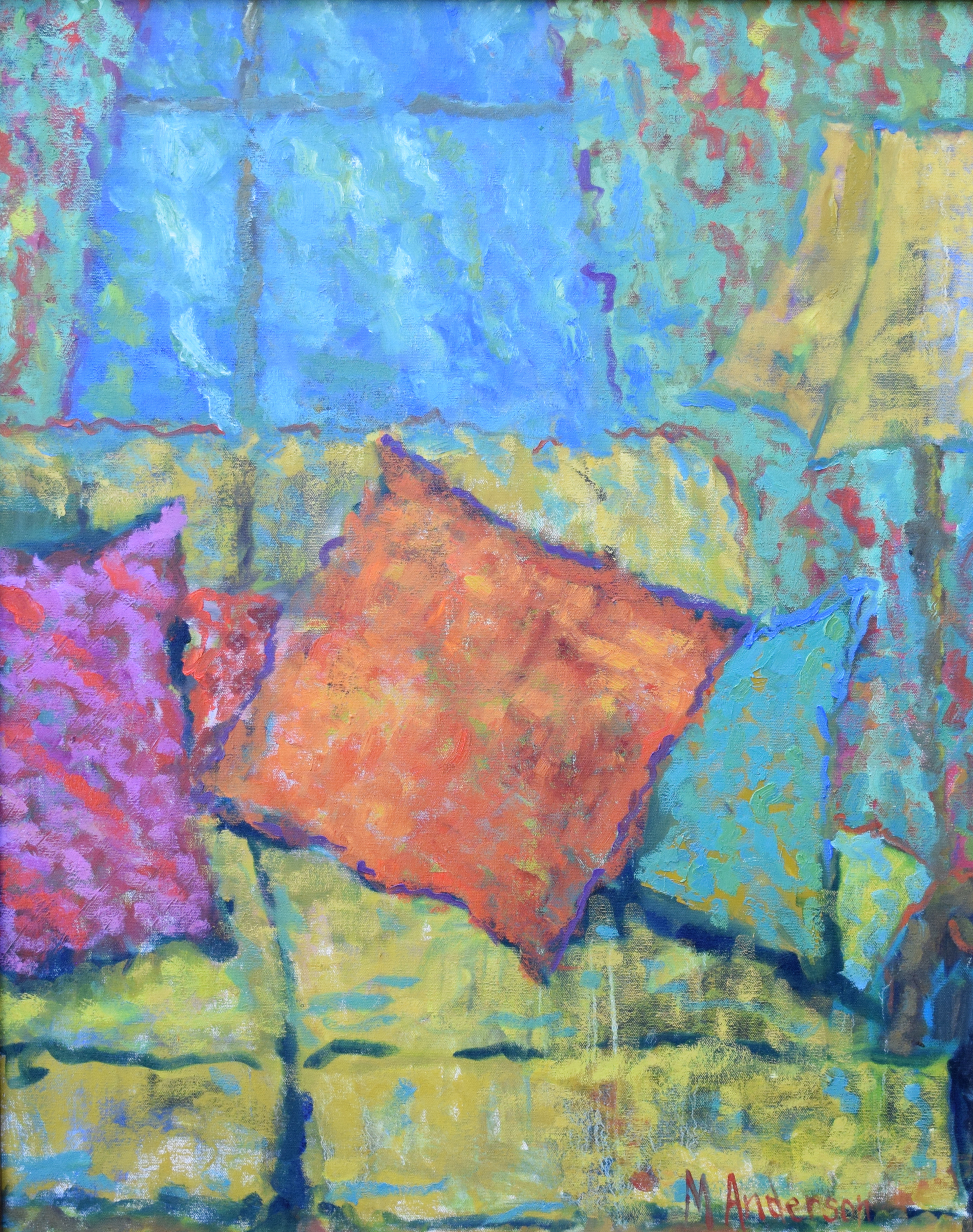 Yellow Comfort (30x24 Canvas) - Available