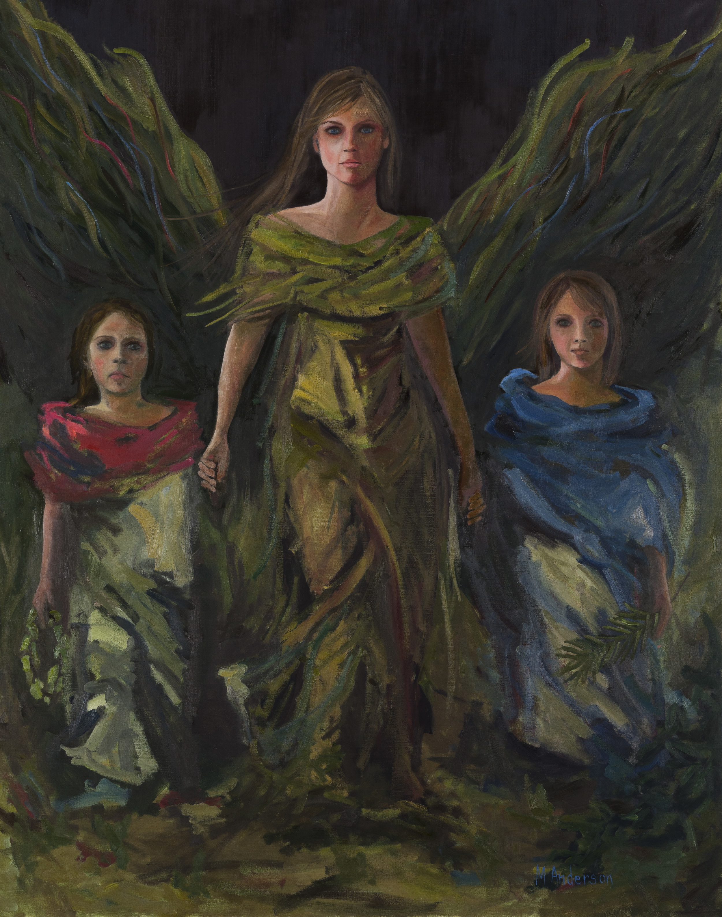 Angels - Sold