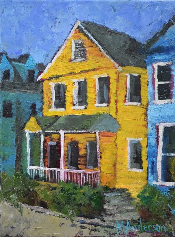 Charleston Row House - Sold