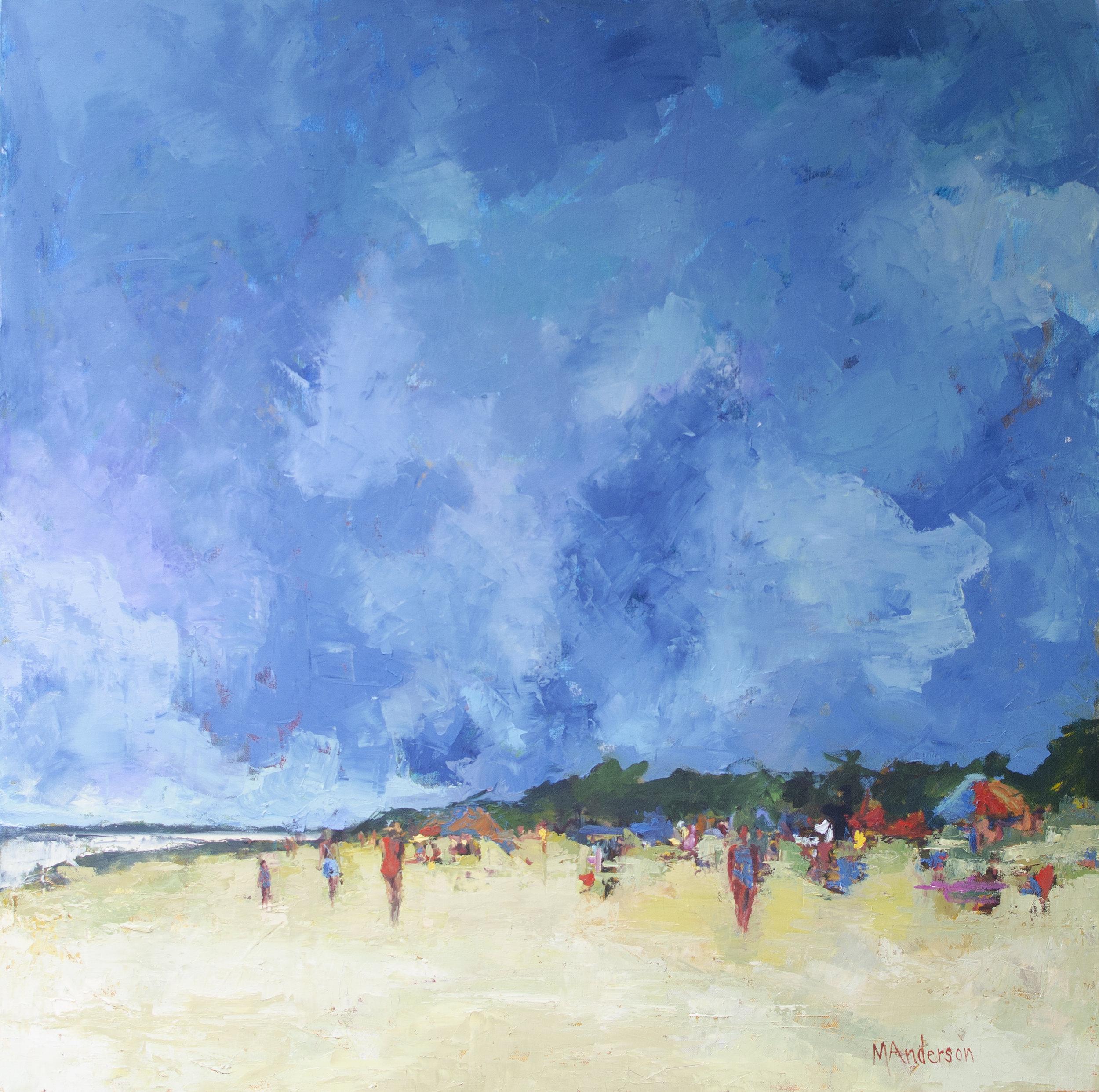 Shoreline (40x40 Canvas) - Available