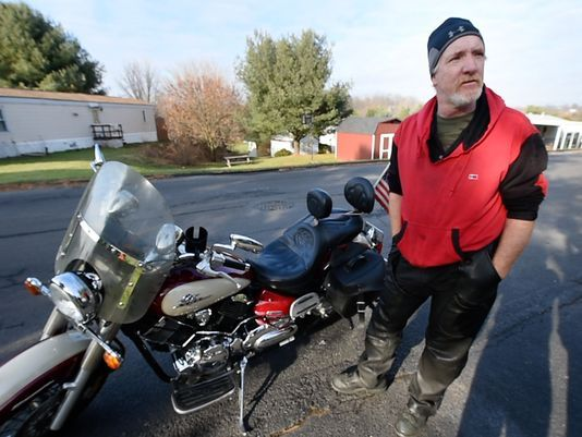 Not all riders think helmetsare safer - As Pennsylvania motorcycle deaths rise, some riders celebrate the freedom to ride without a helmet.