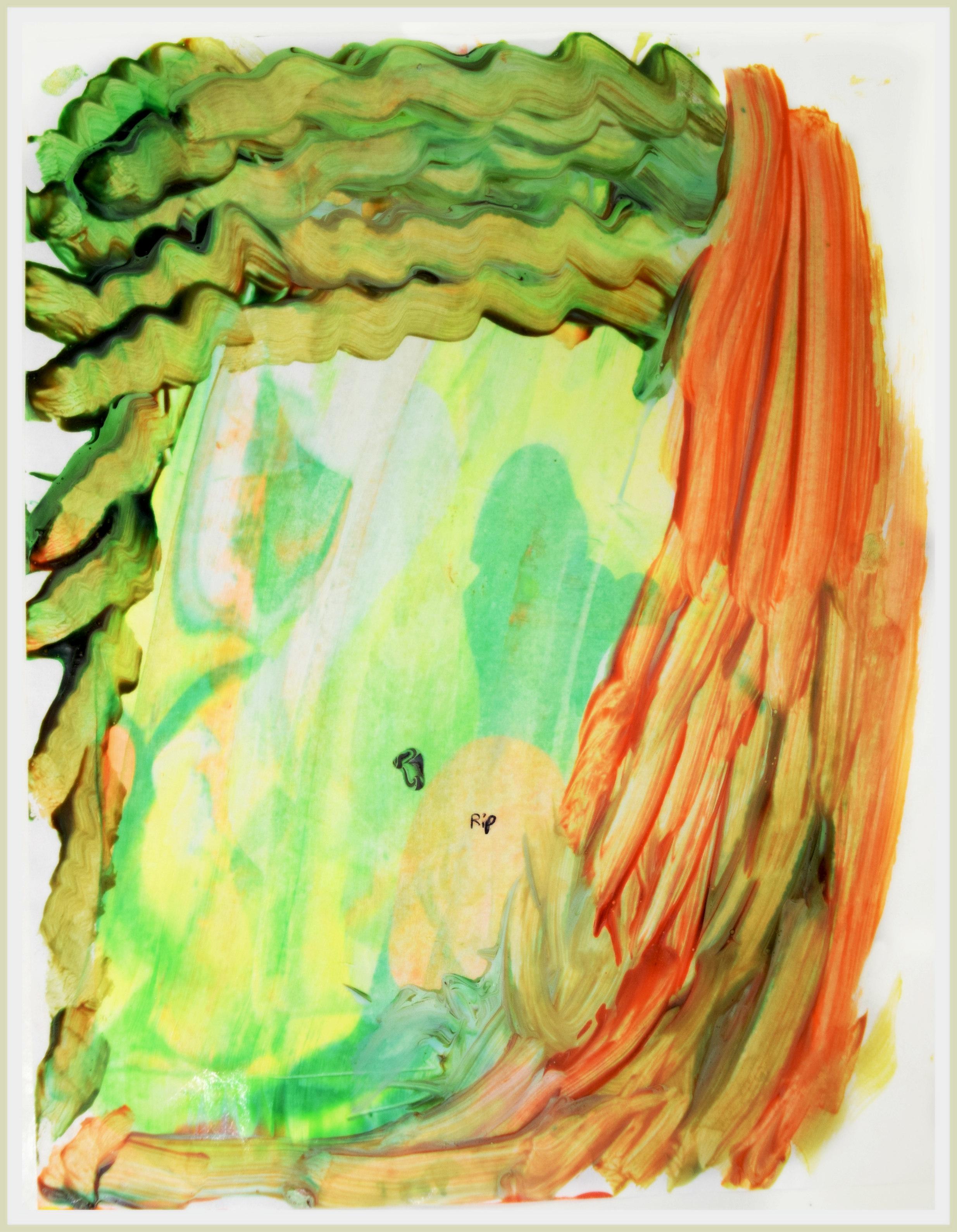 Halloween Stephanie Bedell 2016 Print $35