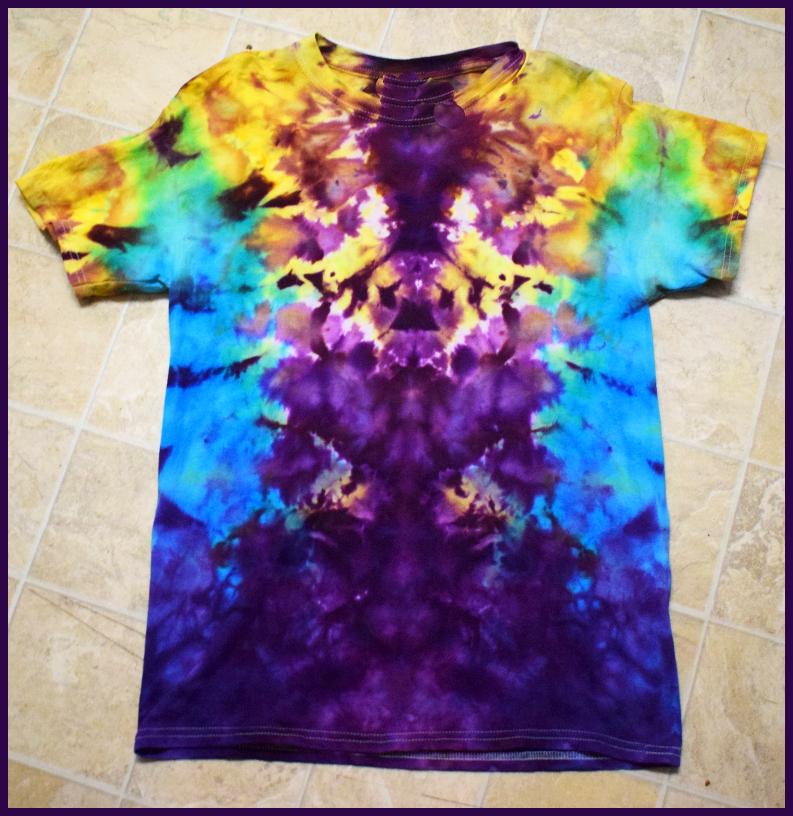 John Colwell 2016   Tie Dye T-Shirt $35