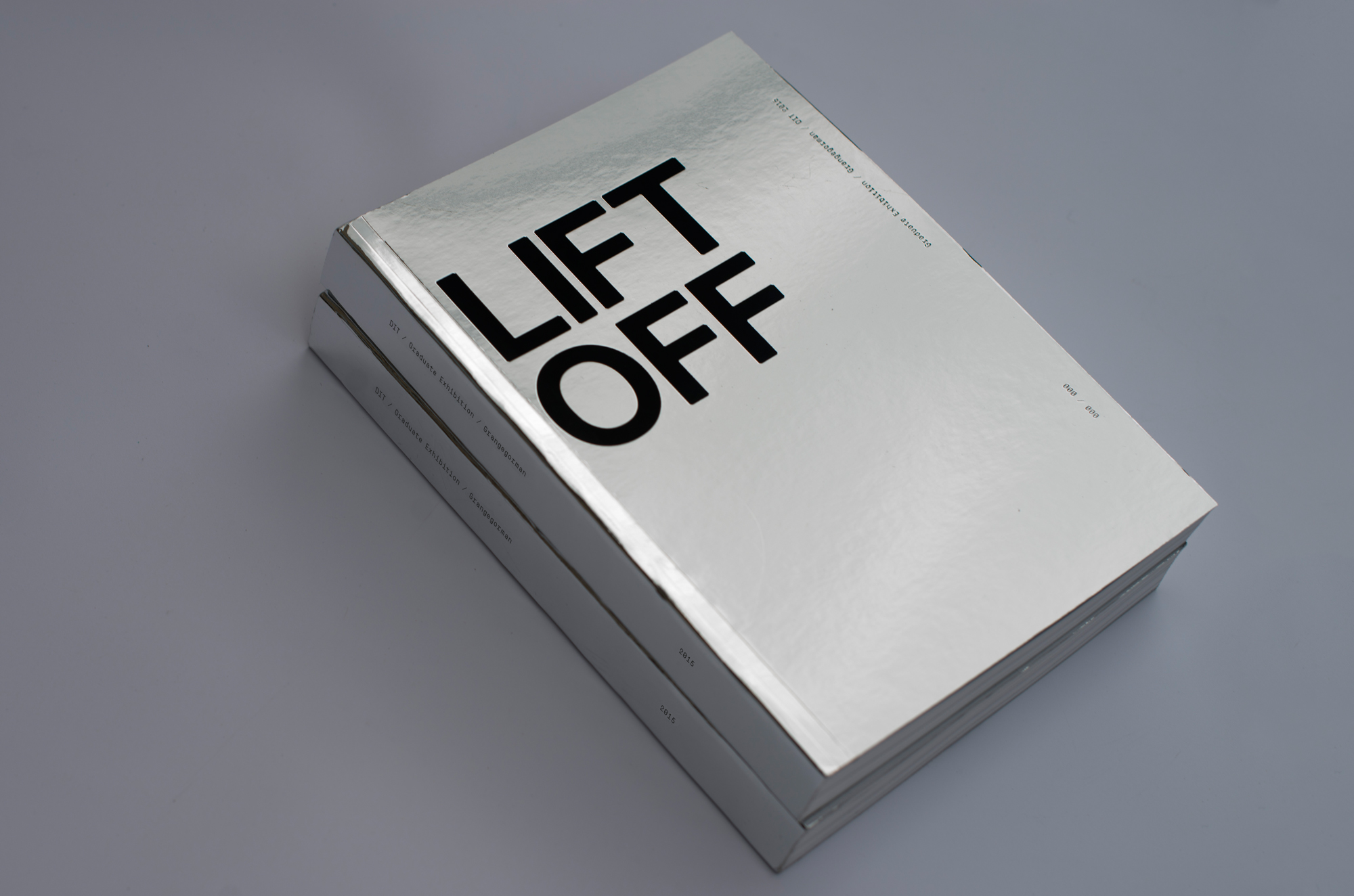 LIFT OFF –DIT Graduate Exhibition 2015