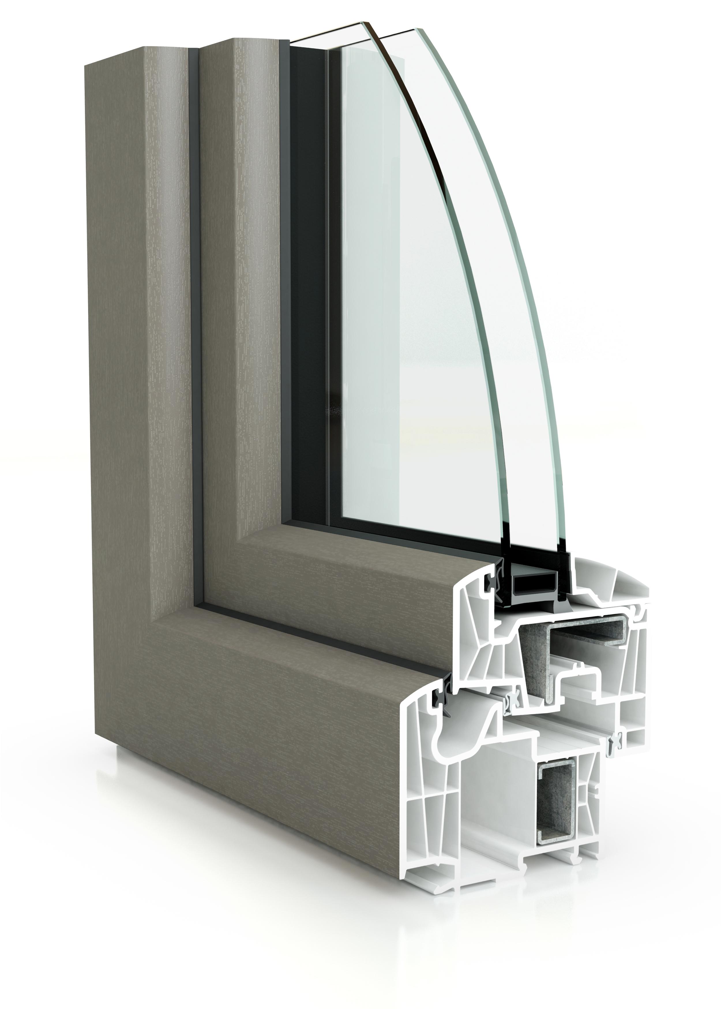 Angle fenêtre PVC ELITH