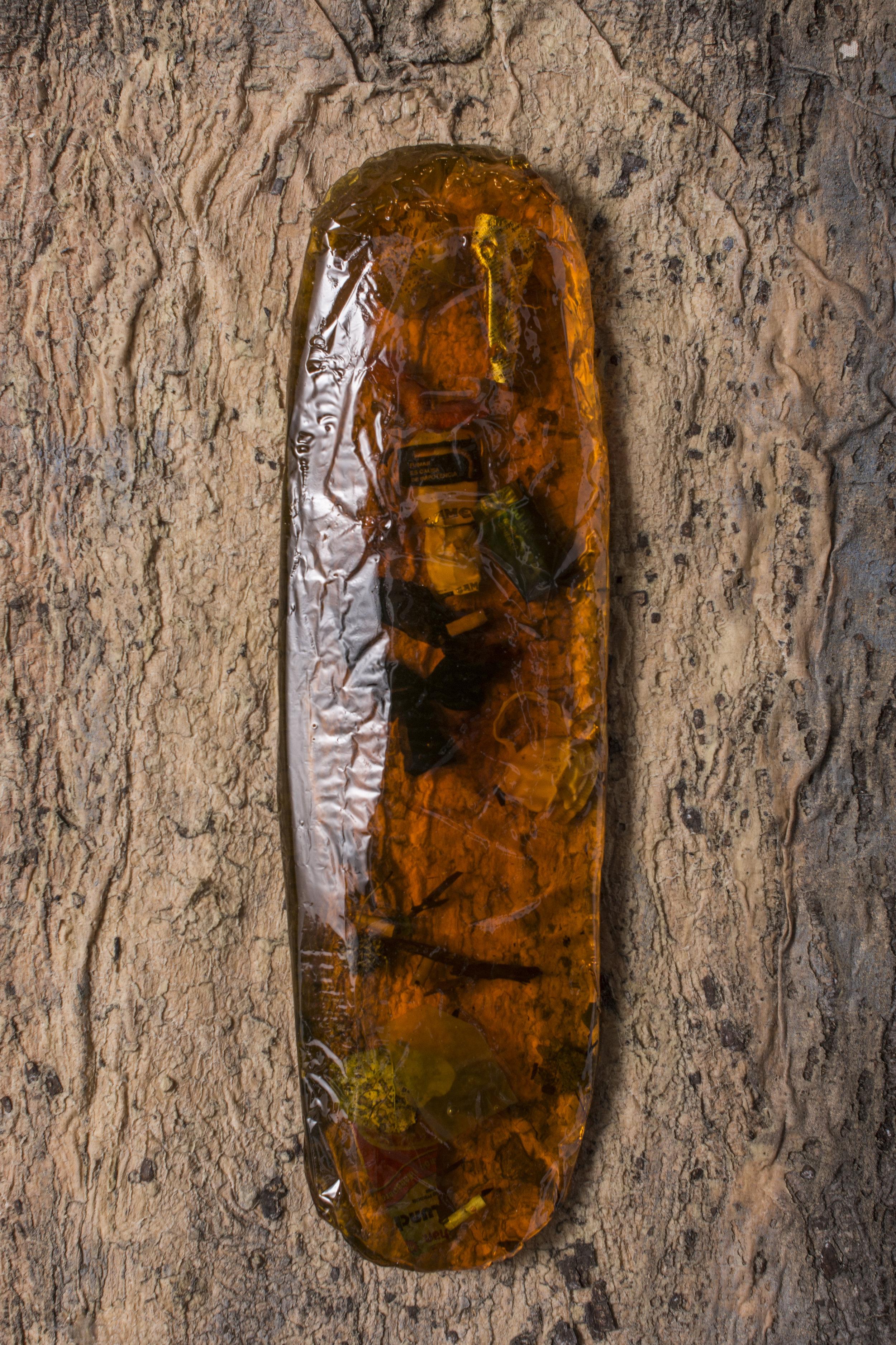 Las Espinas de Proteccion Se Vuelven Amorosas (Detail)