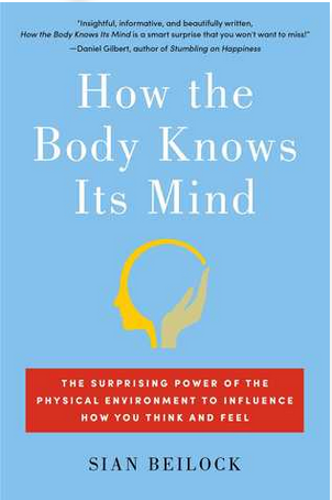 - For you, the listeners of WHY IT WORKS, Audible is offering a FREE audiobook with a free 30-day trial to give you the opportunity to check out their service.A great book to go with this episode is How the Body Knows Its Mind: The Surprising Power of the Physical Environment to Influence How You Think and Feel, by Sian Beilock. Learn now the mind-body connection is more like a circuit than a one-way street and why that's important.To download your free audiobook today click, http://www.audibletrial.com/WhyItWorksIf you prefer paper, Kindle or are already an Audible member, no problem - buy the book here.