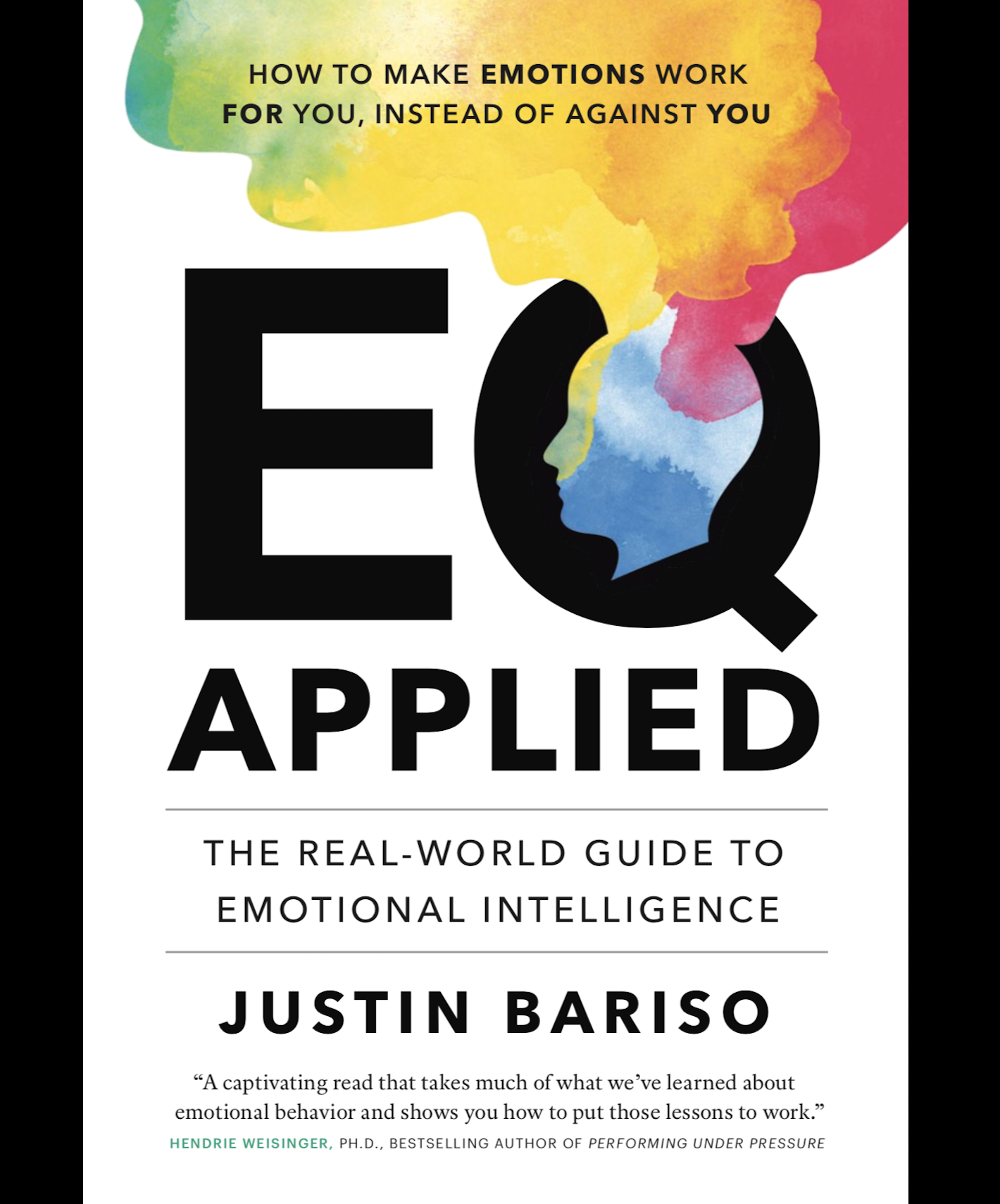 EQ APPLIED - A great book to go with this episode is EQ Applied: The Real-World Guide to Emotional Intelligence, by today's guest, author and columnist Justin Bariso. Filled with fascinating research, modern examples, and personal stories to illustrate how emotional intelligence really works. Learn now to make your emotions work for you, instead of against you.To download your free audiobook today click, http://www.audibletrial.com/WhyItWorksIf you prefer paper, Kindle or are already an Audible member, no problem - buy the book here.