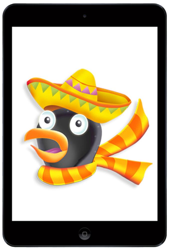 Chilloutz App_Penguin
