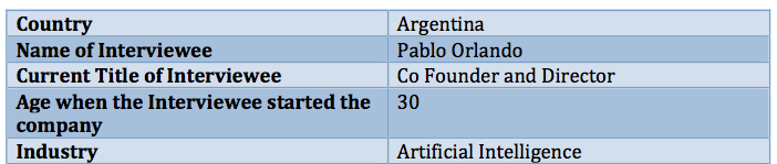 argentina artificial intelligence