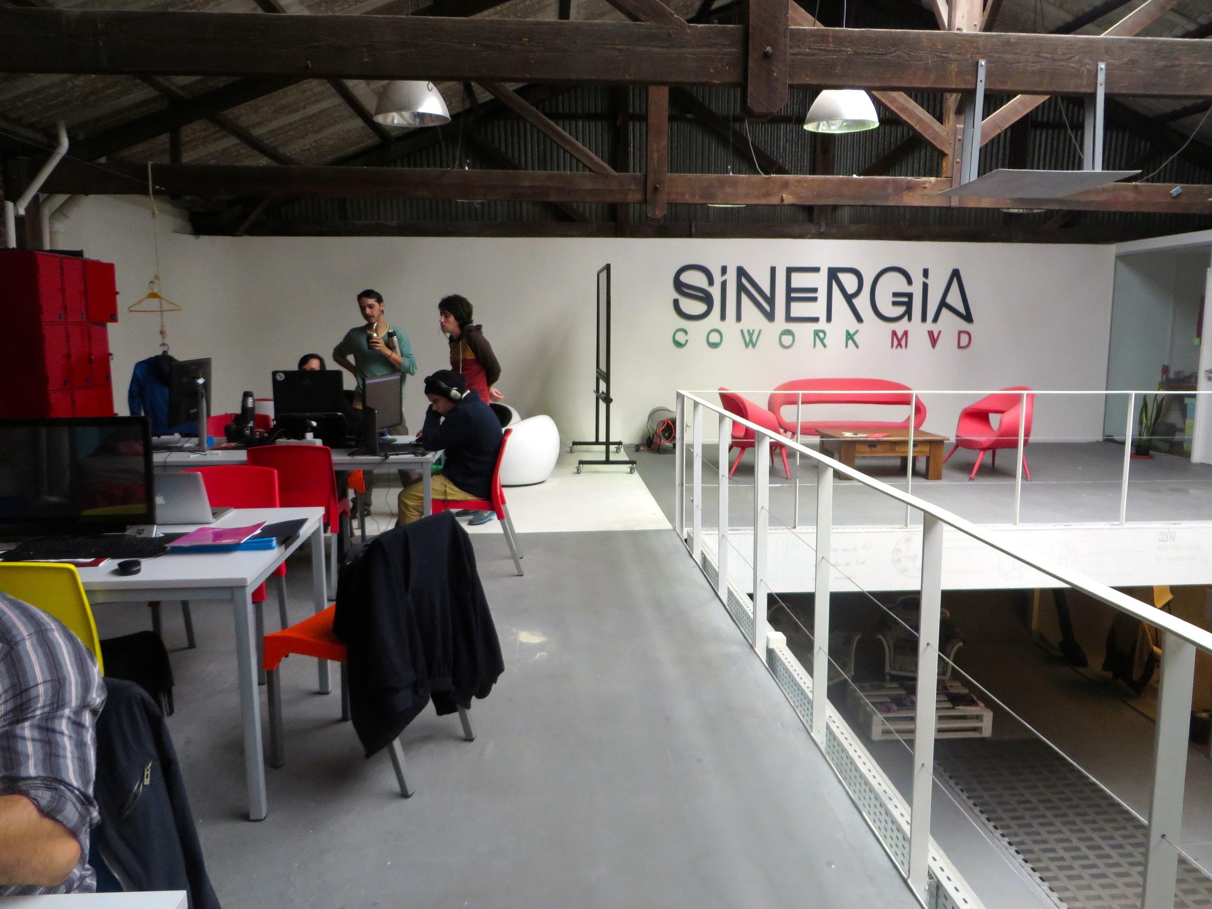 Sinergia co work