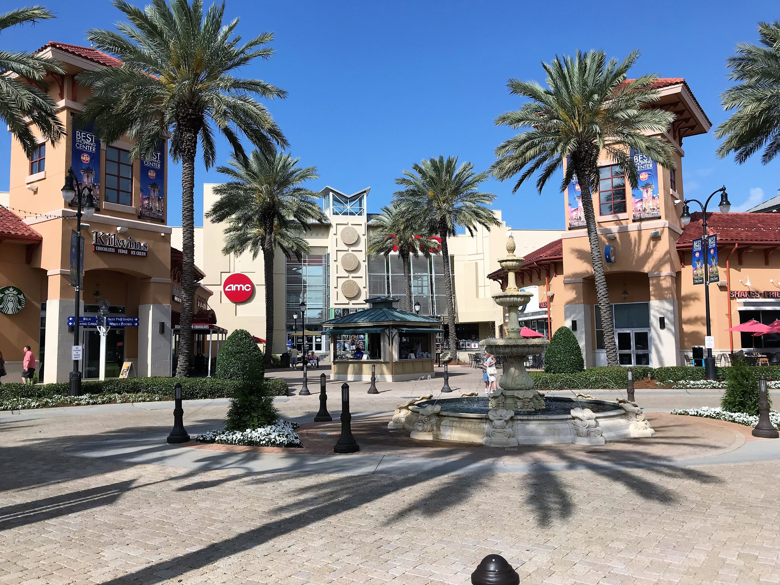 AMC Movie theater with IMAX at Destin Commons Town Center
