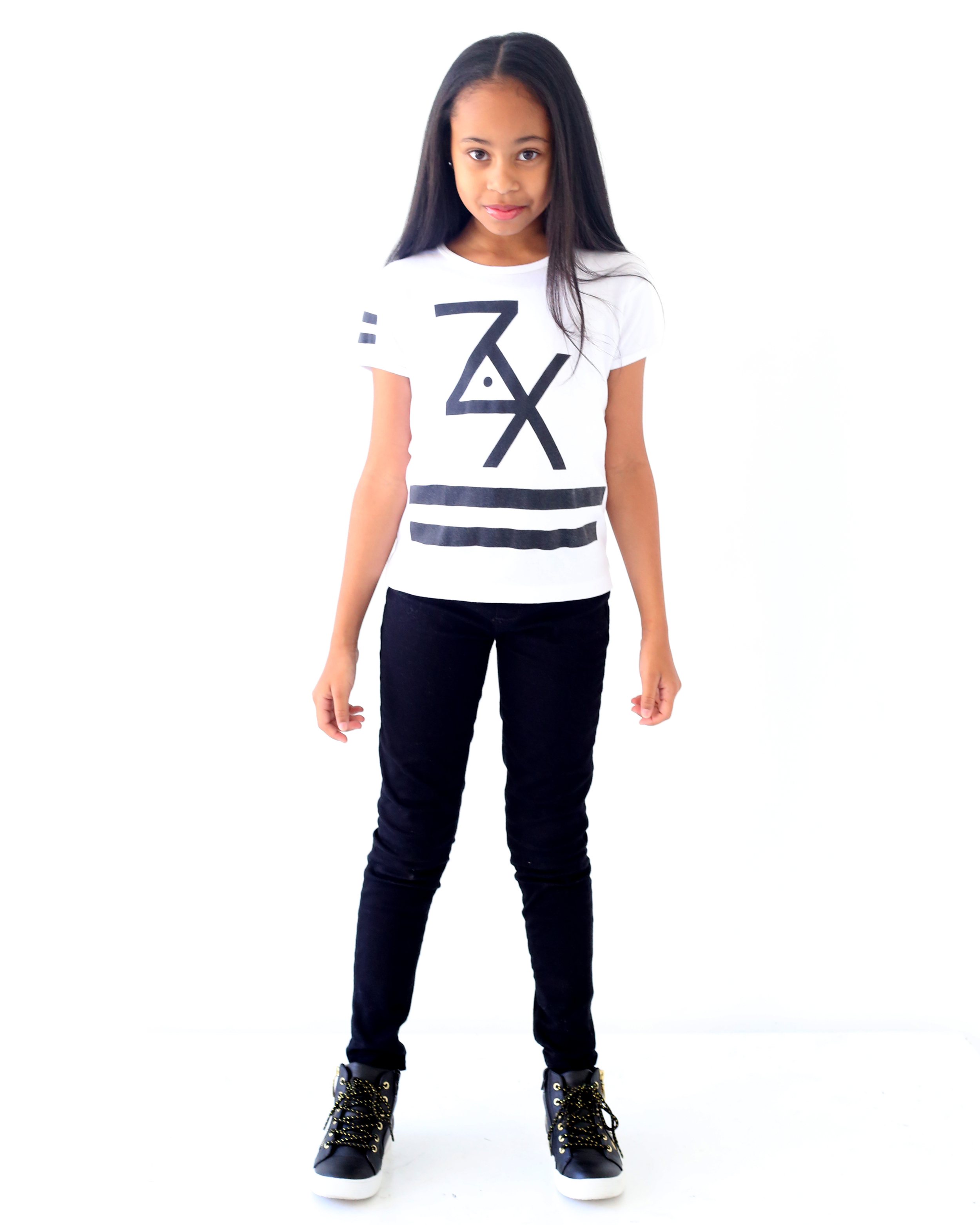 This is the costume for the performance. ZEYX shirt, black bottoms, and black sneakers. Teen shirts cost $30, children shirts cost $25. Shirts only need to be purchased once. If you have a financial difficulty paying for the shirt, please speak with  Jo  or  Jerzey  about a subsidized rate.