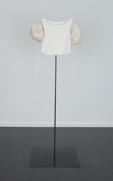 Soft Armor with Puffed Sleeves, The Dowsing 2013