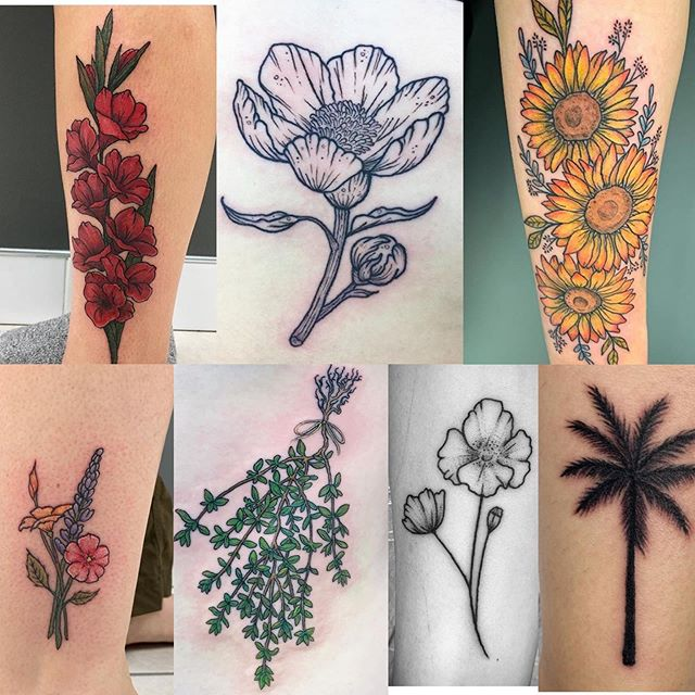 Flowers, skulls, and animals! Here are some of my favourite things! My books are open, and I'd love to tattoo more of these subjects! Let's chat and make some tattoos together! 🙌 ... ... ... #flowertattoo #animaltattoo #skulltattoo #animalskulltattoo #tattooideas #tattoo #tattoos #yyctattoo #yycart #yycartist #tattoosofinstagram #lineworktattoo #dotwork #mynexttattoo #tattooartist