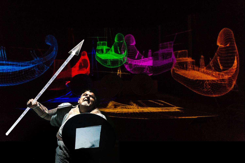 Teatro Studio Krypton | Eneide di Krypton. Un nuovo canto