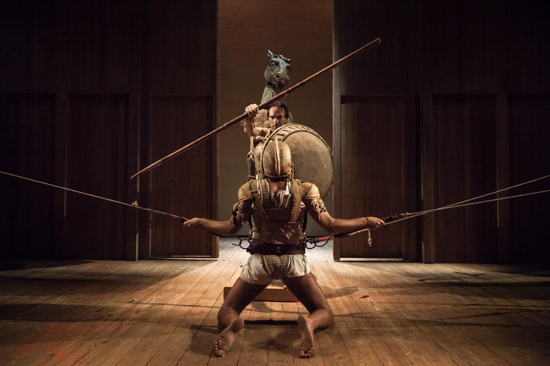 Teatro Del Carretto | Iliade
