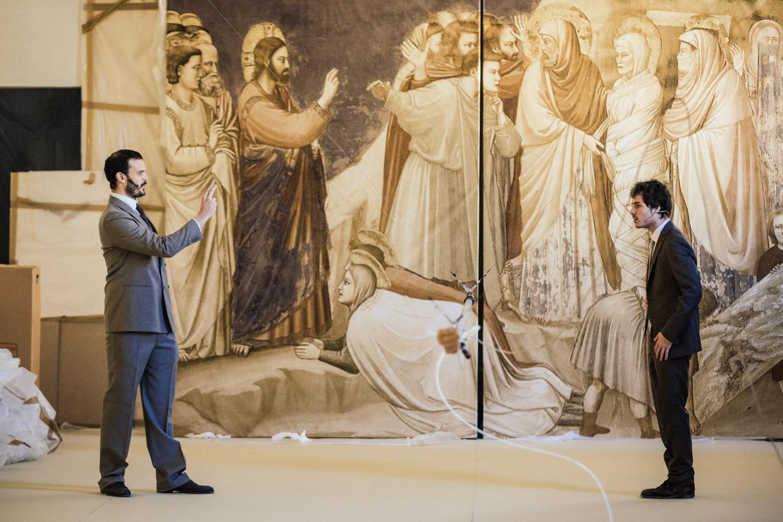 Romeo Castellucci | Uso umano di esseri umani