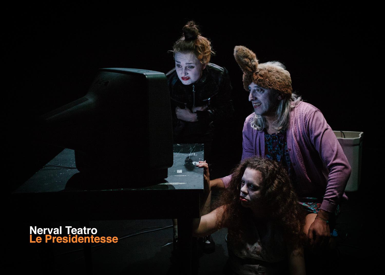 Nerval Teatro | Le Presidentesse