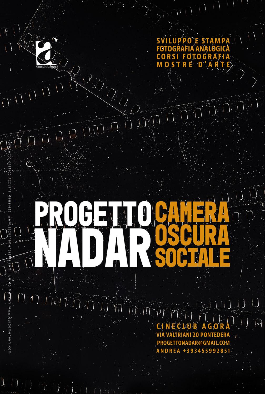 Progetto Nadar. Camera Oscura Sociale