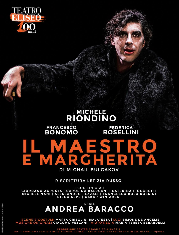 Andrea Baracco | Il Maestro e Margherita