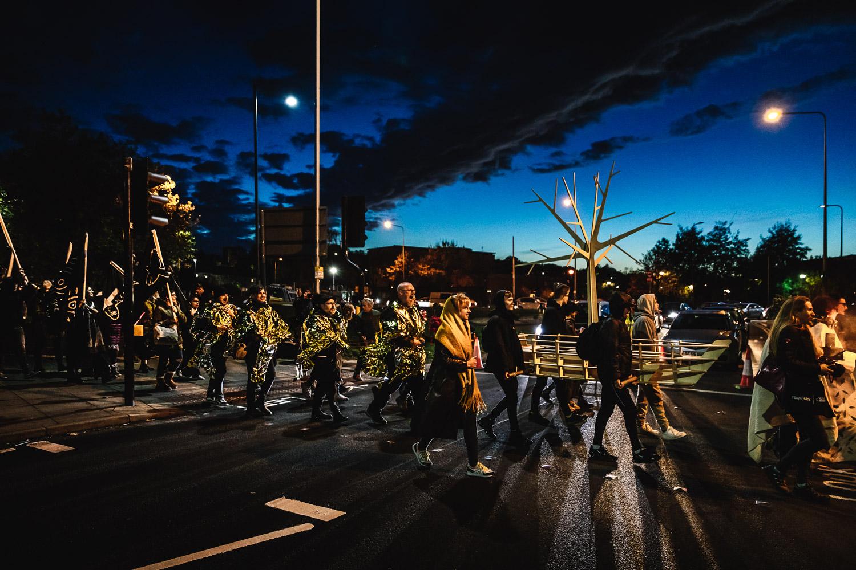 The Rough Band | Pyre Parade