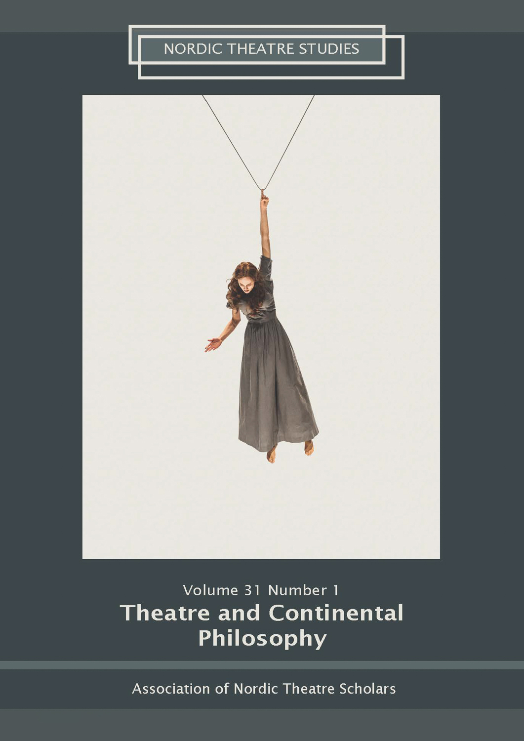 Nordic Theatre Studies | Theatre and Continental Philosophy