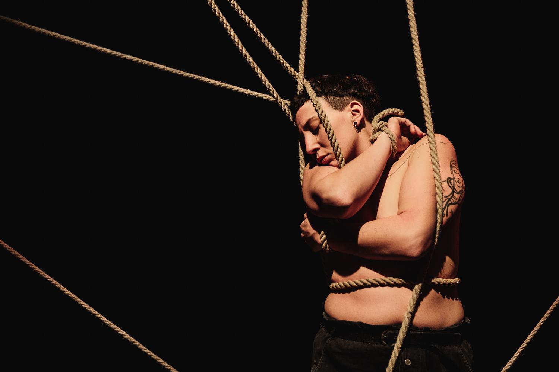 Giorgia De Santi | VestAndPage | Anam Cara – Dwelling Body