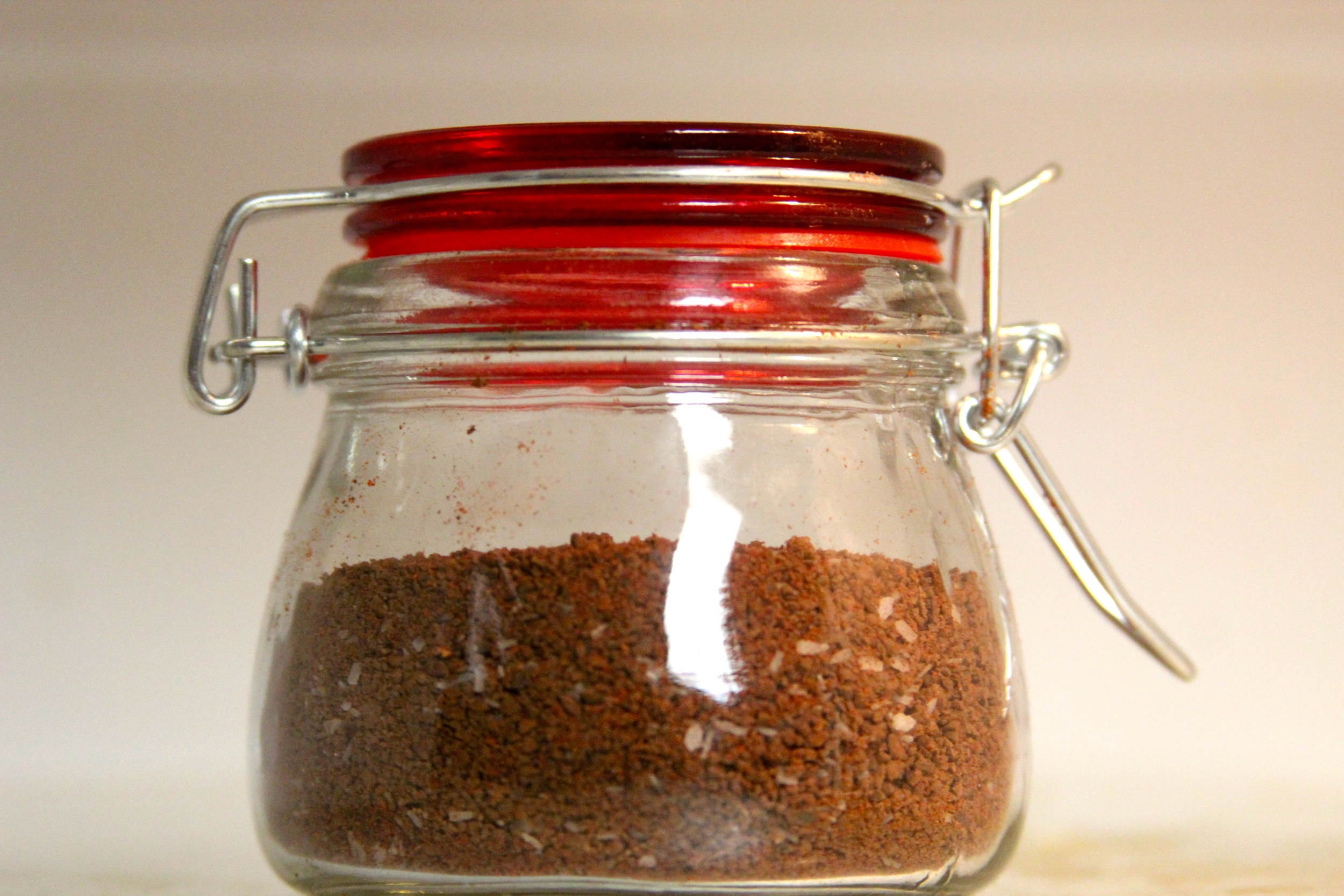 Coffee, Cocoa, and Cinnamon Dry Rub