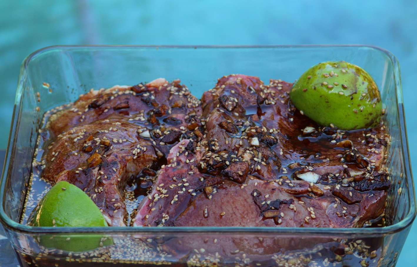 Asian Marinade Recipe