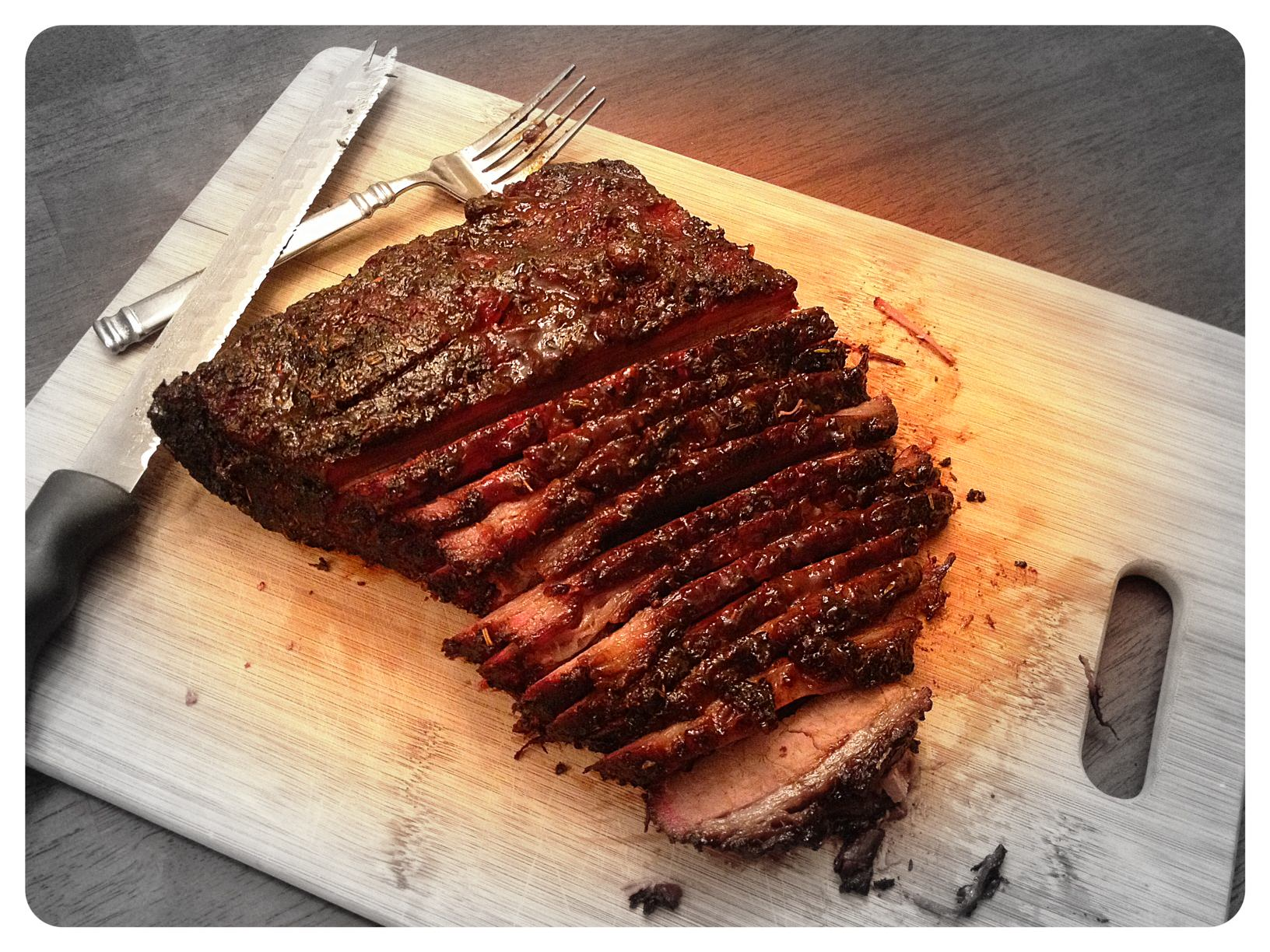 Better than Sex Brisket Recipe