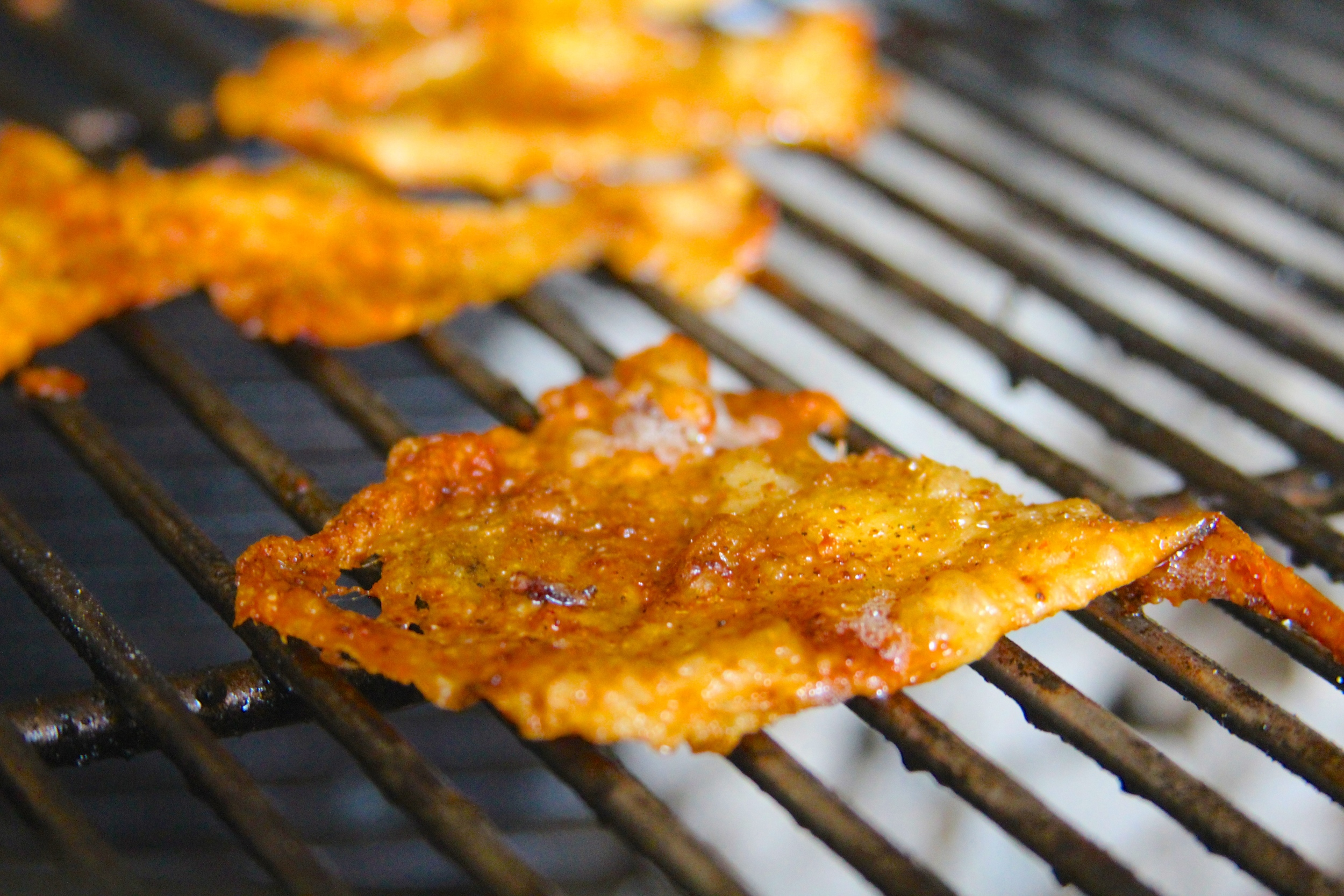 Grilled Chicken Bacon